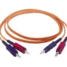 2m SC-SC 50/125 OM2 Duplex Multimode PVC Fiber Optic Cable - Orange - Fiber Optic for Network Device - SC Male - SC Male - 50/125 - Duplex Multimode - OM2 - 2m - Orange