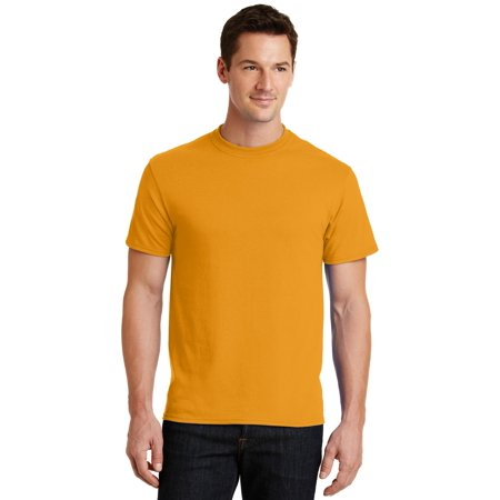 Port & Company® - Core Blend Tee.  Pc55 Gold 2Xl - image 1 of 1