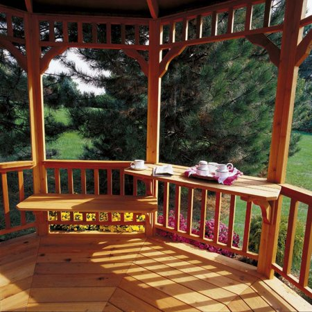 Handy Home Gazebo Bench/Table Kit