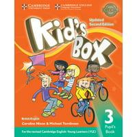 Kid's Box Level 3 Pupil's Book British English (Paperback)