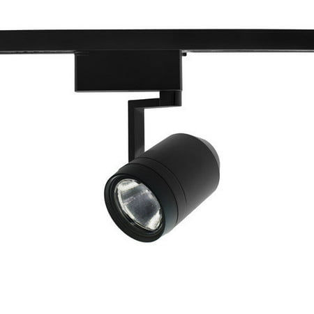 official photos ffbbe 18ee0 WAC Lighting 28W LED Paloma Track Luminaire For 277V W Track Flood 3500K  White