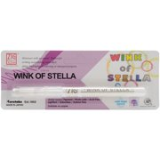 Zig Memory System Wink Of Stella Glitter Marker (Packaged) Glitter Clear