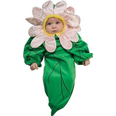 Daisy Brite Bunting Baby Infant Costume - - Frank Bee Costume Center