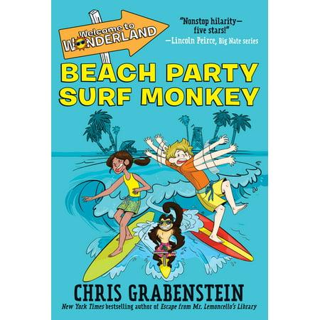Welcome to Wonderland #2: Beach Party Surf Monkey - -