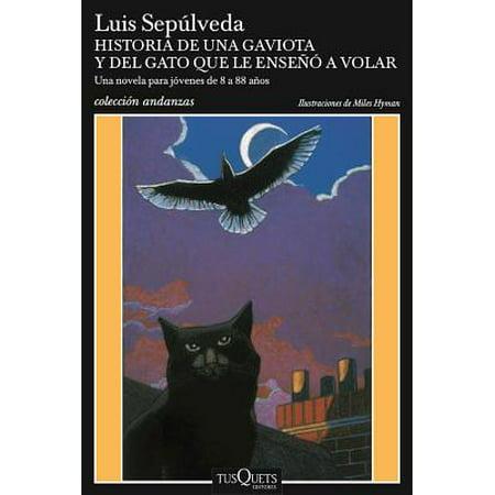 Historia de Una Gaviota y del Gato Que Le Enseaa a Volar