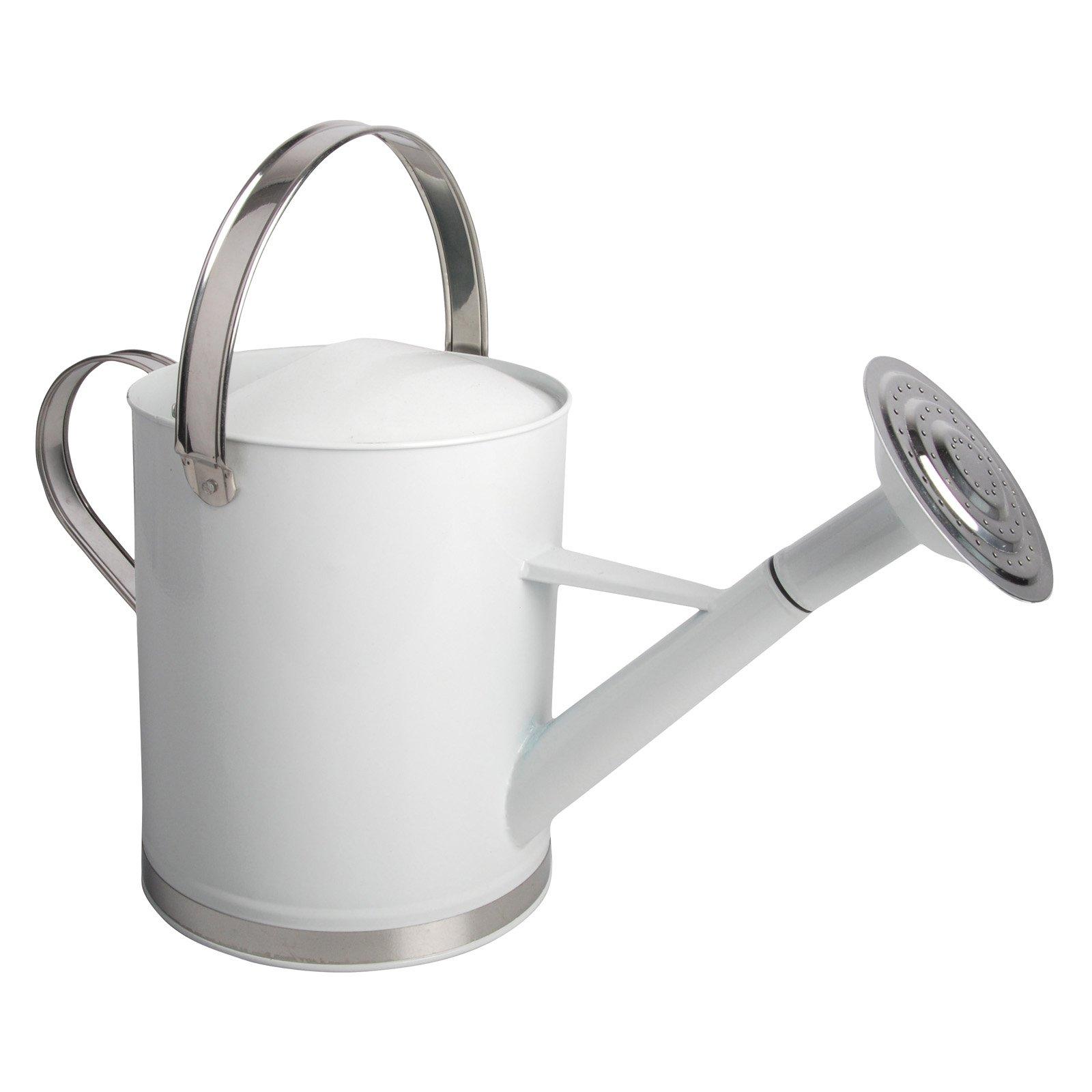 Esschert Design White Watering Can by Esschert Design USA LLC