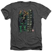 Judge Dredd - Blam - Heather Short Sleeve Shirt - XX-Large