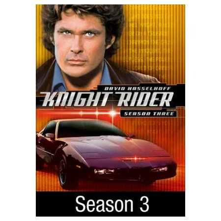 Knight Rider: Classic: K I T T  vs  K A R R  (Season 3: Ep