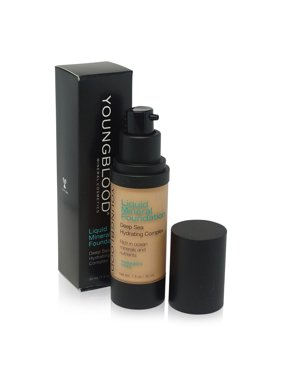Youngblood Liquid Mineral Foundation Sun Kissed 1 oz.