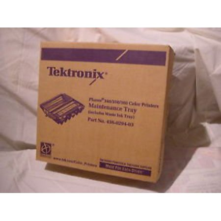 Tektronix 6250 Phaser - TEKTRONIX 436-0294-03 TEKTRONIX PHASER 340/350 COLOR PRINTERS MAINTENANCE TRAY WITH WA