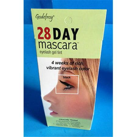 Godefroy R59 28 Day Permanent Eyelash Tint Mascara - Single Application,