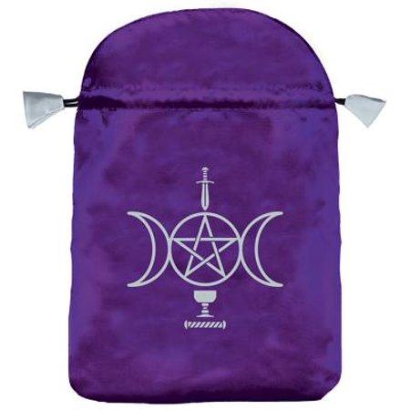 Sensual Wicca Satin Bag - Wicca Rituais De Halloween