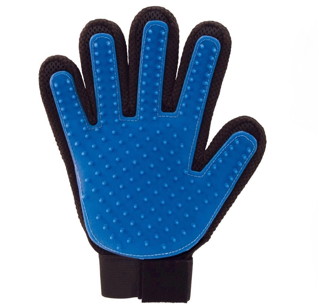 Lowest Price Ever!!! Pet Grooming Glove Ideal Brush & Massage Tool-Perfect for Cats & Dogs