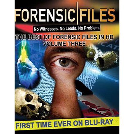 The Best of Forensic Files in HD Volume 3