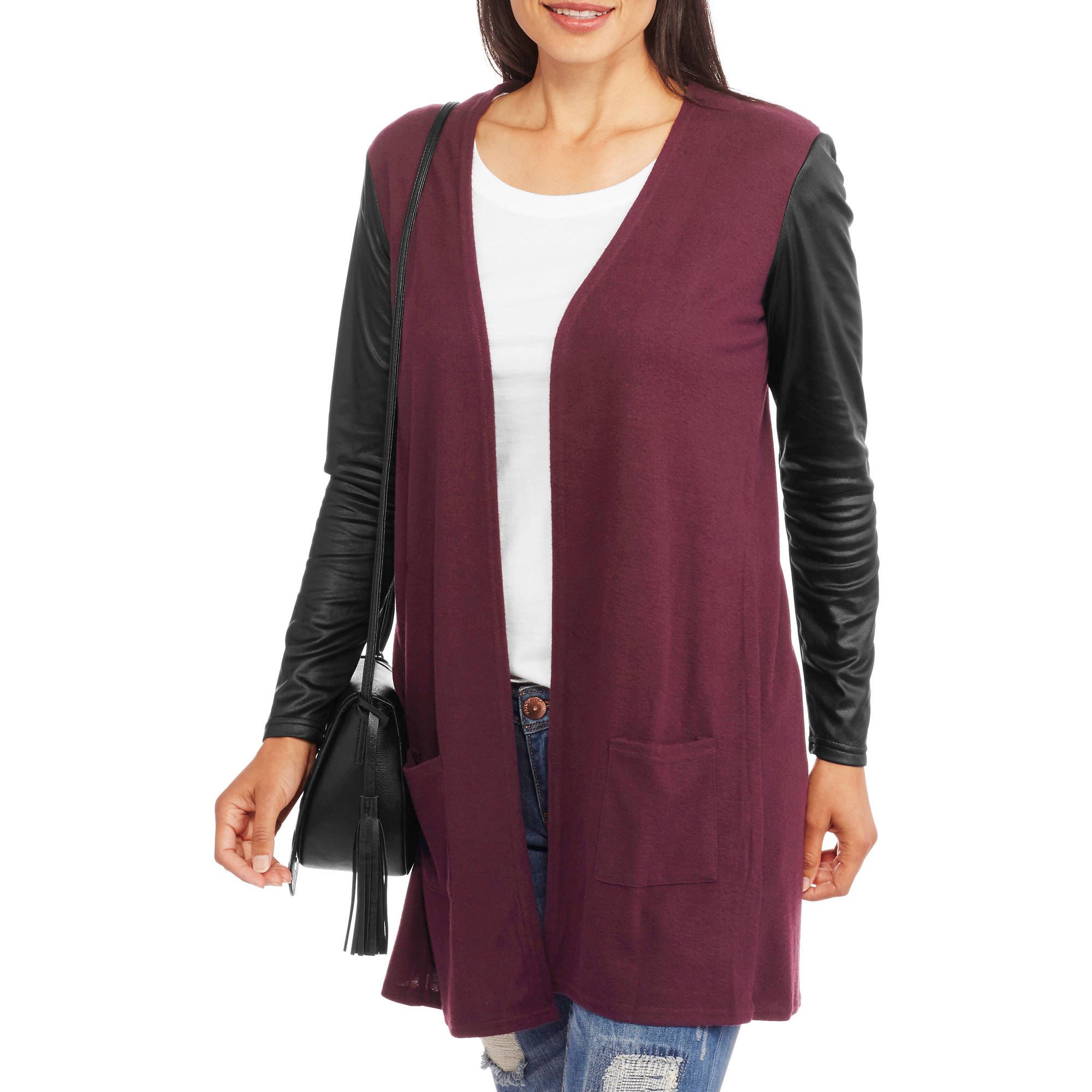 French Laundry Women's Super Soft Long Cardigan