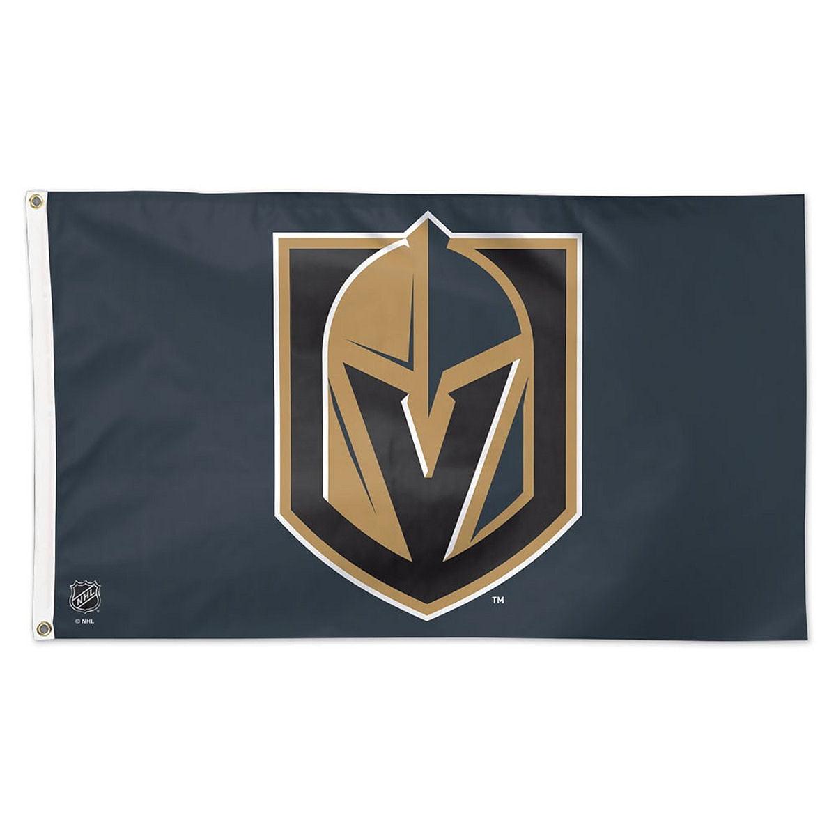 Vegas Golden Knights Black NHL Flag