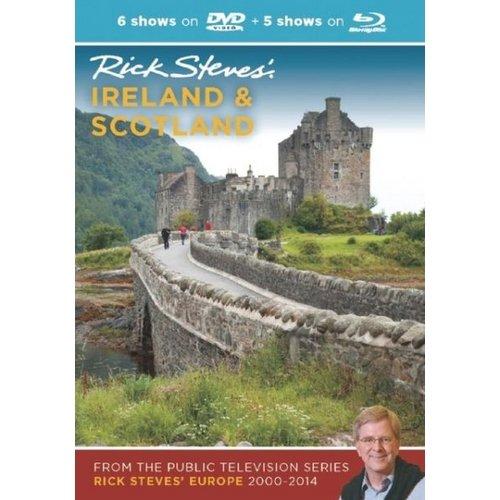 Rick Steves' Europe 2000-2014: Ireland And Scotland (Blu-ray) (Widescreen)