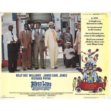 The Bingo Long Traveling All-Stars and Motor Kings POSTER Movie E Mini Promo