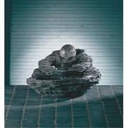 SWM 34807 Rock Design Tabletop Fountain