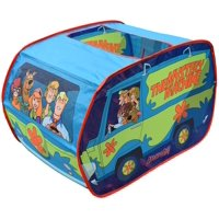 Sunny Days Scooby Doo The Mystery Machine Pop Up Tent  Indoor Playhouse for Kids | Toy Gift for Boys and Girls Entertainment