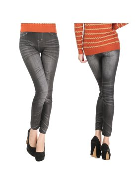 85ae76a824d Product Image SAYFUT Womens Stretchy Skinny Jeggings Printed Wrinkle Denim  Jeans Leggings Pencil Pants