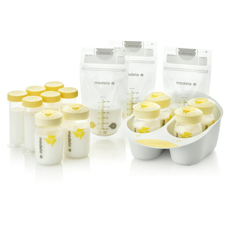 Medela Breast Milk Storage Solution Set - Medela Breast Milk Storage