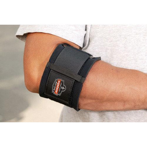 Ergodyne ProFlex 500 Elbow Support, Black, X-Large