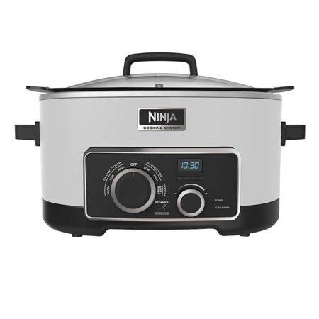 Ninja Multi Cooker 4 In 1 6 Quart Digital Cooking System Certified Refurbished