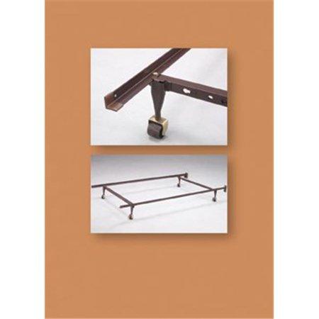 KB B9000 Heavy Duty Metal Twin Size Bed Frame
