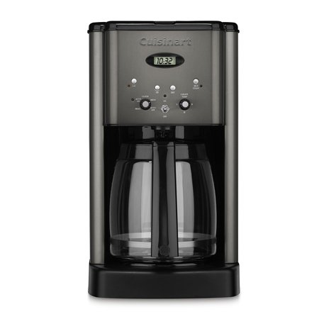 Cuisinart Brew Central 12-Cup Coffee Maker (Black/Stainless