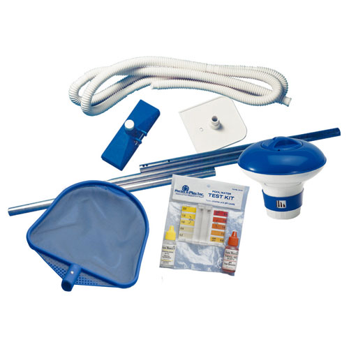 "Heritage Splasher Pool Maintenance Kit for Pools 36"" to 42"""
