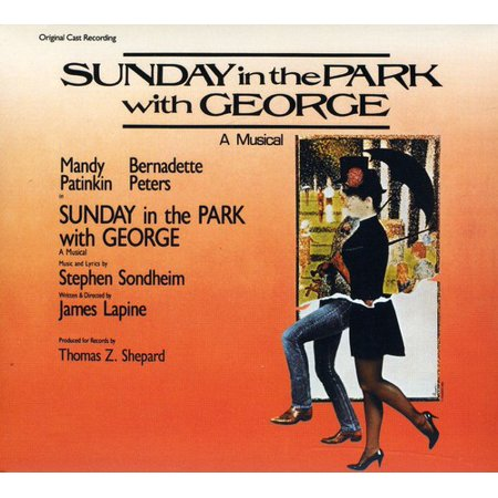 Sunday In The Park With George (Sunday In The Park With George Reviews)