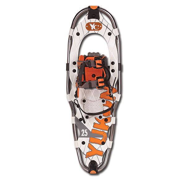 ADVANCED Snowshoe 825 Orange by Yukon Charlie's