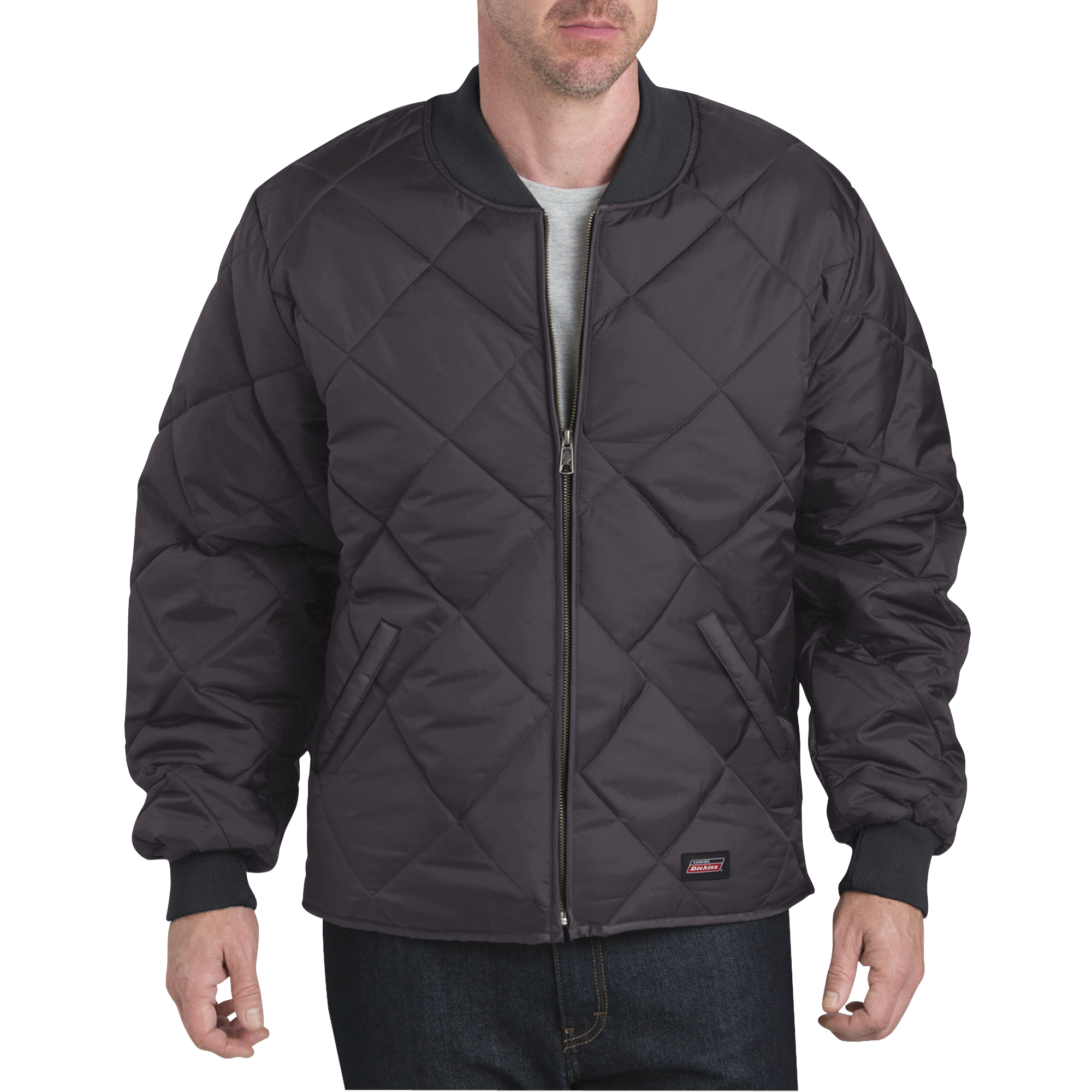 Men's Lightweight Quilted Lined Jacket