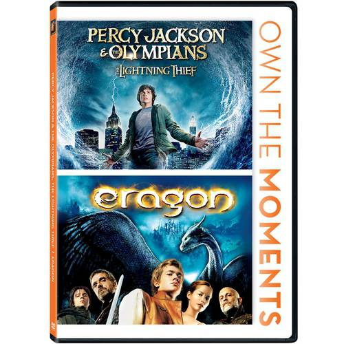 Percy Jackson And The Olympians / Eragon (Widescreen)