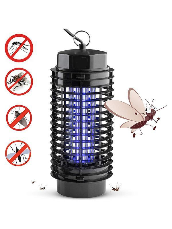 Photocatalysis Radiationless Mosquito Killer Lamp Insect Trap Bug Zapper #SO7