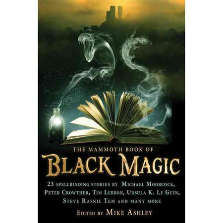The Mammoth Book of Black Magic by