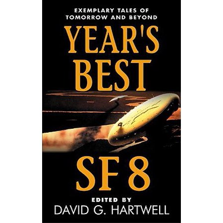 Year's Best SF 8 - eBook