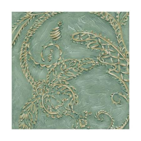 Tiffany Lace (Printed Tiffany Lace IV Print Wall Art By Chariklia Zarris)