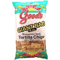 Good's Restaurant Style Tortilla Chips, 18 Oz.