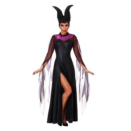 Women's Malicious Queen (Women's Spider Queen Costume)
