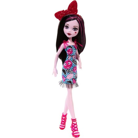Monster High Emoji Draculaura Doll