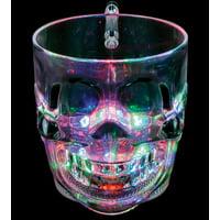 Lumistick LED Light Up Halloween Skull Mug