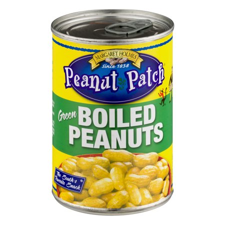 Margaret Holmes Peanut Patch Green Boiled Peanuts, 13.5 Oz.