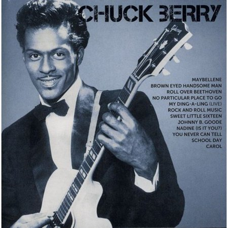 Icon Series  Chuck Berry
