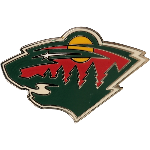 Minnesota Wild WinCraft Logo Collector's Pin- - No Size