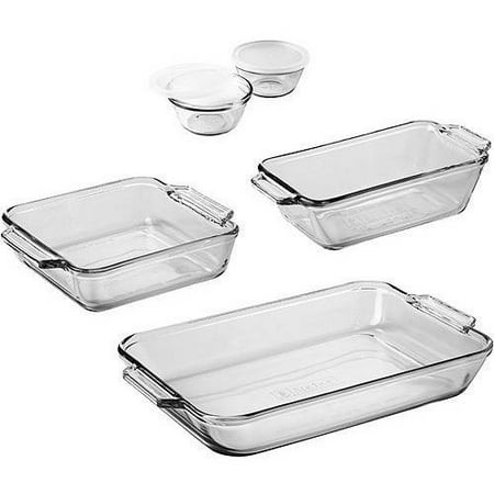 Anchor Hocking Bakeware Set, 7 Piece