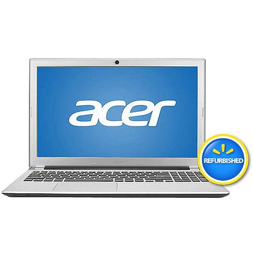 "Refurbished Acer 15.6"" V5-571-6499 Laptop PC with Intel i3-2377M Processor, 4GB Memory, 500GB Hard Drive and Windows 8 64-Bit"