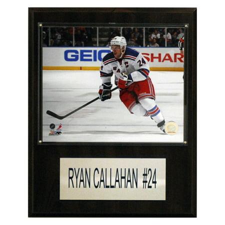 Ryan Callahan Rangers - NHL 12 x 15 in. Ryan Callahan New York Rangers Player Plaque