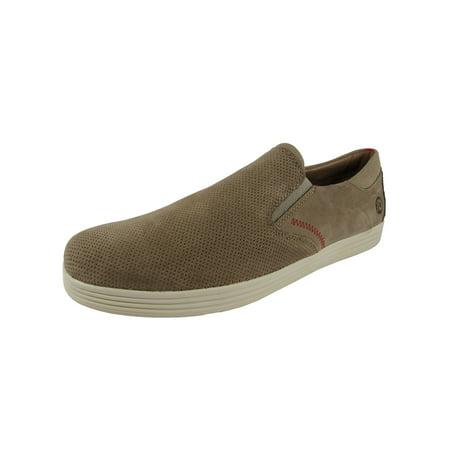 - Dunham Mens Colchester Slip On Sneaker Shoes